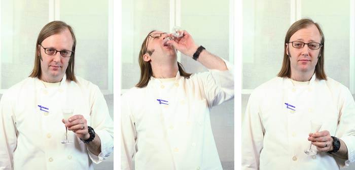Wylie Dufresne, Chef/Owner WD 50 restaurant, modern chef extraordinaire and hydrocolloid genius