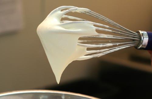 Cream espuma?